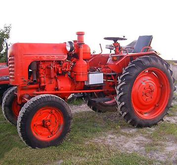 Технические характеристики трактора ДТ-20