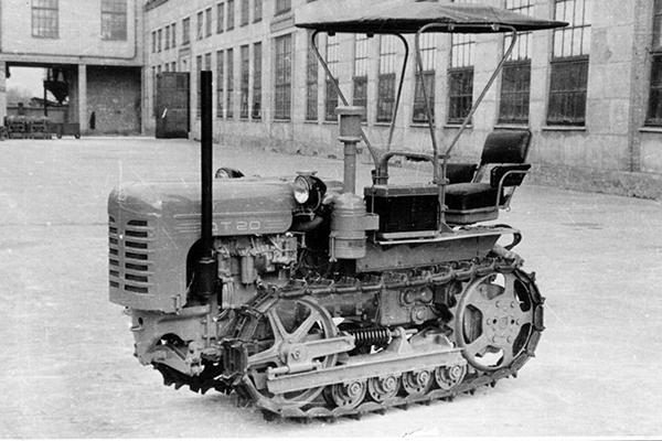 Трактор «ДТ-20В»