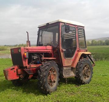 Технические характеристики трактора К-20
