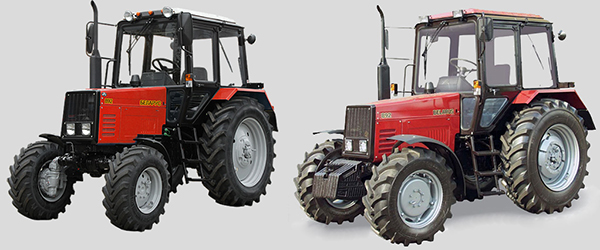 Трактор МТЗ-892 «Беларус»