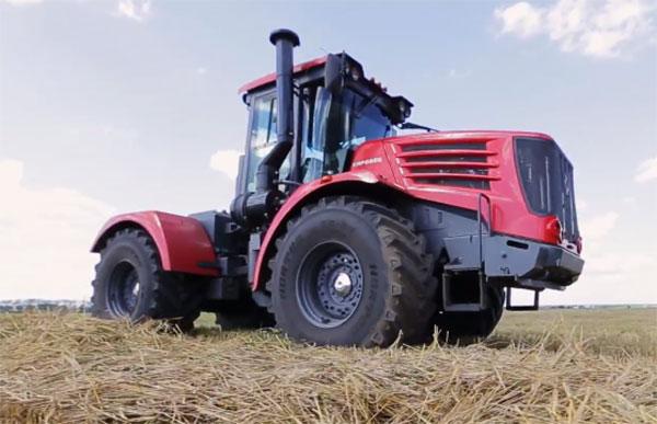 Трактор К=744