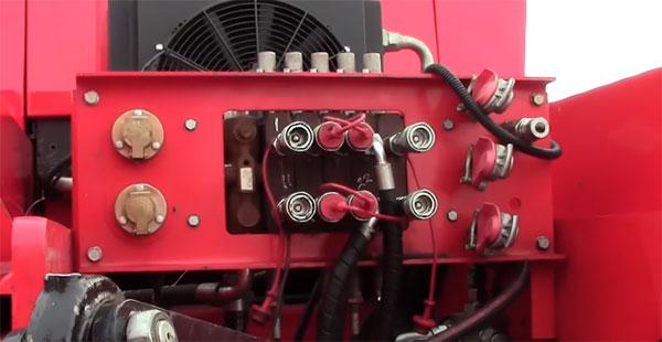 Гидравлика трактора Т-360