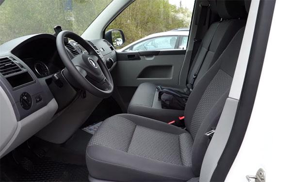 Устройство салона Volkswagen Transporter T5
