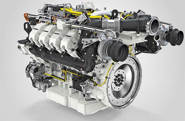 Двигатель бульдозера Liebherr PR 764 D 9508