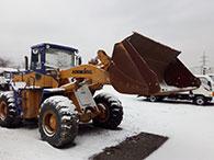 Услуги погрузчика Longgong (Lonking) CDM855E в Ростове-на-Дону