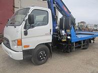 Услуги автомобильного эвакуатора Hyundai в Уфе