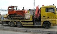 Услуги эвакуатора грузовых авто Isuzu в Ижевске