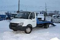 Услуги эвакуатора легковых авто в Саратове