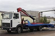 Услуги эвакуатора МАЗ в Ижевске