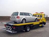 Услуги эвакуатора Nissan Diesel в Новосибирске