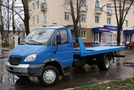 Услуги эвакуатора Валдай ГАЗ в Уфе
