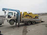 Услуги манипулятора-эвакуатора в Ростове-на-Дону
