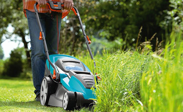 Газонокосилка для высокой травы
