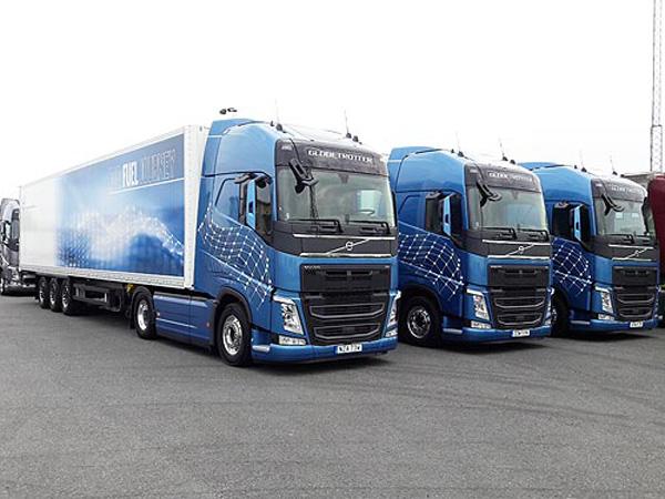 Тягач Volvo FH с функцией I-Save